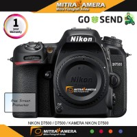Nikon D7500 Body Only Limited
