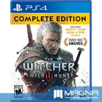 PS4 Game - The Witcher 3: Wild Hunt GOTY Game of the Year Edition