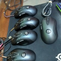 Logitech gaming mouse g400s box