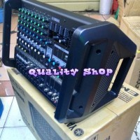 POWER MIXER YAMAHA EMX-5 12 CHANNEL ORIGINAL GARANSI RE Murah