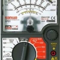 Multimeter - Sanwa - SP21 Analog MultitestersDrop sho Kualitas Terbaik