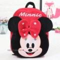 Tas Ransel Backpack Anak Sekolah TK / SD Import Karakter Minnie Mouse