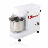 Mesin Spiral Mixer pengaduk adonan roti atau kue Fomac SMX DN10 NEW
