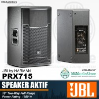 JBL PRX715 Speaker aktif 15 inch 1500 Watt - PA & Wedges Sound System