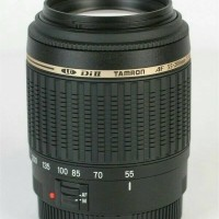 LENSA TAMRON AF 55-200MM DI II FOR CANON DAN NIKON (DISPLAY)