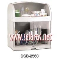 Rak Tempat Piring Dish Drainer Rovega Plado DCB 2560