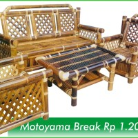 Kursi Tamu - Motoyama Break 1.2 Juta . Raz-Tech Furniture