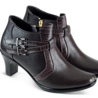 sepatu boots wanita,sepatu pantofel boots wanita,boot pantofel  5313