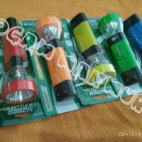 LAMPU SENTER/FLASH LIGHT LED KECIL