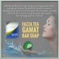 Fazza Tea Gamat Bar Soap