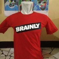 Jual Kaos Tshirt Brainly Orange L Jakarta Timur Bancak
