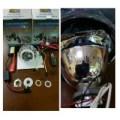 Lampu HID Projie Angeleyes 3.5 Inch Vision (X1S) Motor dan Mobil