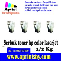 serbuk refill toner hp cartridge printer color laserjet all type