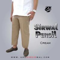 Celana Panjang Pria | Celana Sirwal Pensil | Sirwal Modis CR Murah Gro