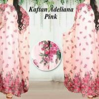 Kaftan Adeliana Pink-Kaftan Pink elegant-Kaftan modern remaja-Ar