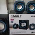 Speaker Music F-D002 (Khusus Hp+Laptop)