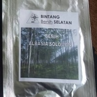 Sengon Solomon S1, Benih Sengon, Benih Albasia Solomon, Sengon