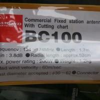 Antena rumah /antenna Diamond BC 100 VHF untuk REPEATER / HT RIG