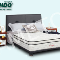 Multi Bed Ruby Dream Latex 180x200 HB Bravo Set - Spring Bed Guhdo