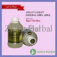 Obat Oles Jerawat / Bopeng / Mencegah Jerawat : Jelly Gamat Gold G 100