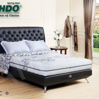 Indulgence Full Latex 180x200 HB Virginian Style - Guhdo Spring Bed