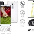 MELKCO Case Poly Jacket LG G2 D802 - Transparent Berkualitas