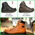 Sepatu Boots Pria Hummer Pluto / Humm3r Boot Tracking A Diskon