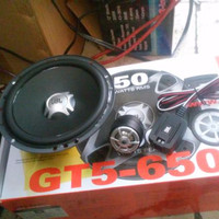speaker split 2 way JBL GT5-650C