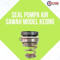 Mechanical / Mekanik Seal Pompa Air Sawah Model Keong
