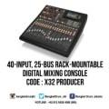 Behringer DIGITAL MIXER X32 PRODUCER