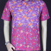 Baju Batik, Kemeja Batik, Batik Pria || Megamendung