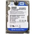 """Harddisk  320Gb Laptop 320Gb 2.5"""" BARU (320 Gb Sata)"""
