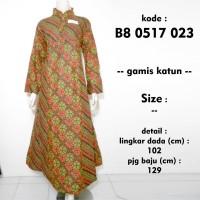 Baju Gamis Batik Payung Harga Biz Id
