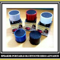Speaker Bluetooth Advance Portable Speker Advan ES010 O Promo