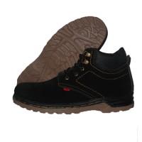Sepatu Boot Kickers S2 Hitam