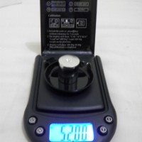 TIMBANGAN DIGITAL POCKET SCALE (200GRAM x 0,1)