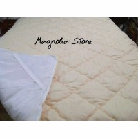 READY STOCK 140X200 BED MATTRESS PROTECTOR MATRAS PELINDUNG SPRING BED