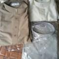 jubah gamis polos alharamain asli arab saudi hitam putih coklat abu 58