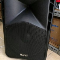 Speaker Aktif HUZLER 15-HZ 400 15 inch 400 watt monitor panggung sound