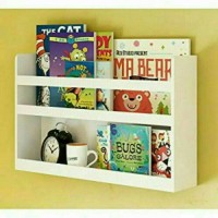 Rak Buku/Rak Dinding Minimalis/Floating Shelves