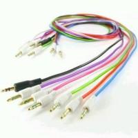 Kabel Aux 1 in 1 Khusus Jack Audio HP ke Speaker