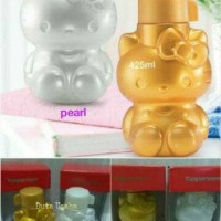 Tupperware Eco Hello Kitty Gold Pearl (2)