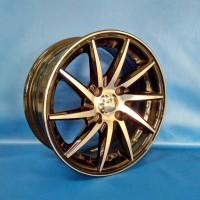 Velg PS5 EMR 592 Ring 14x6  Hole 4x100 untuk agya-brio-yaris-sigra