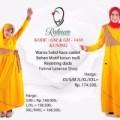 gamis couple / rahnem gm gh 1410 /gamis ibu dan anak/gamis kaos/dress