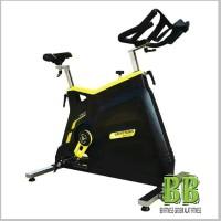 Alat Fitness Sepeda Statis Spinning Bike ID700L Bisa COD