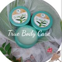 Body Butter Green Tea pelembab & peremajaan kulit / tabir surya alami