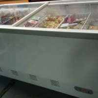 Sliding Flat Freezer GEA Type SD516BP (Bekas)