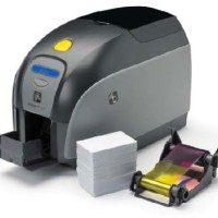 Printer Id Card Zebra ZXP3