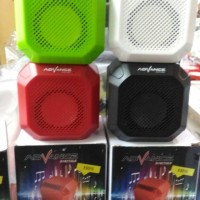 Speakr Advance ES010 Portable / Speaker Murah Speaker Bluetooth