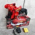 Rc Car Transformers - Mobil Remote Control - Mainan Robot Anak Edukasi
